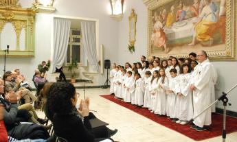 Concerto di Natale il 22 ed il 25 con i Pueri Cantores... vecchi e nuovi