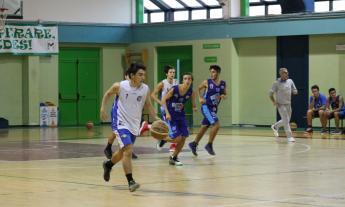Basket under 18, i ragazzi dell'Infa Feba a caccia del titolo regionale