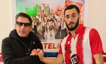 Serie C, il Matelica puntella la difesa: dal Fano arriva Valerio Zigrossi
