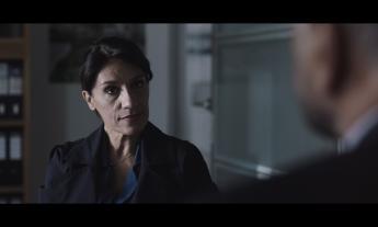 Macerata, l'attrice Sonia Barbadoro nel cast dell'ultimo thriller targato Amazon Prime