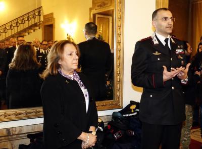 Macerata, Il plauso del prefetto all'Arma dei Carabinieri per l'arresto del latitante tunisino
