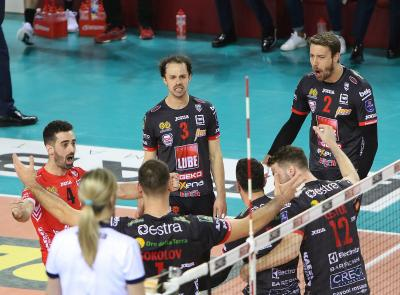 Volley SuperLega, Lube - Vibo: le parole dei protagonisti