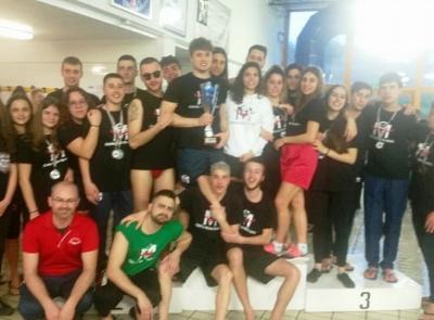 Centro Nuoto Macerata protagonista al Meeting Nazionale di Salvamento di Civitanova