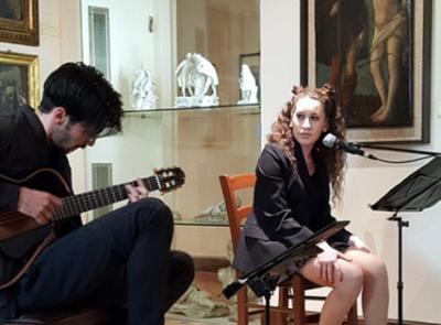 Successo per Rosaria Lo Russo ai Concerti della Domenica a Porto Recanati