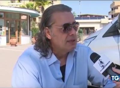 """Tolentinate sfollato per quarta volta al Tg5: """"Non abbiamo aspettative"""" - VIDEO"""