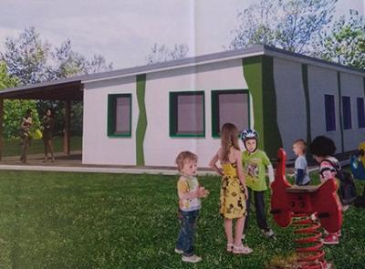 Un nuovo asilo nido per Sarnano