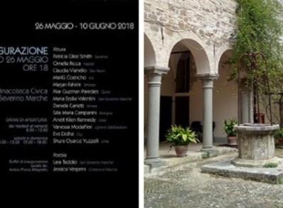 """""""Matrice del paradiso"""", apre la mostra internazionale ispirata ad Alda Merini"""