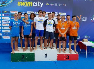 Nuoto, campionati Regionali: per Tolentino un bronzo e tanti ottimi risultati