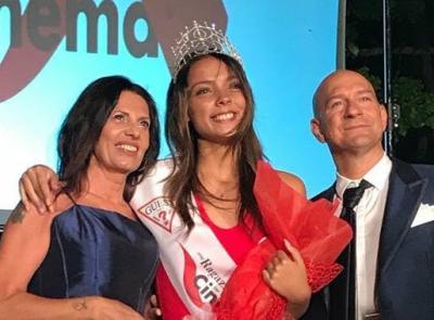 """E' la tolentinate Irida Nasic """"Una ragazza per il cinema"""" 2018 delle Marche"""