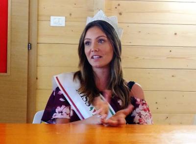 Miss Marche 2018, la finale regionale nel cuore della zona rossa di Pieve Torina