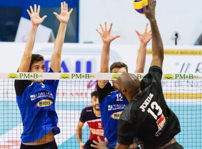 Torneo Viterbo, la Lube regola Tuscania 3-0: domenica la Finale con Ravenna