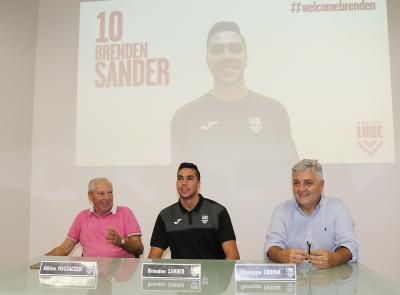 """Lube, Brenden Sander si presenta: """"Sono carico e pronto a dimostrare il mio valore"""""""