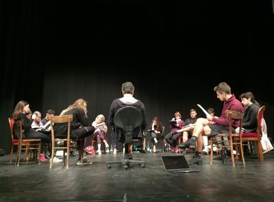 """Teatro Vaccaj, oltre 1400 spettatori per """"Big Fish"""""""