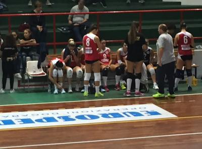 Volley Helvia Recina, ottima la prova in casa Eurosped