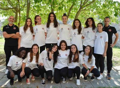 Volley, all'Helvia Recina piccole atlete crescono