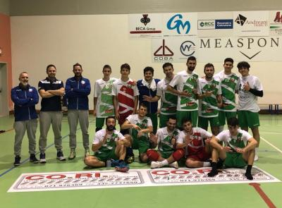 Pallavolo Macerata: torna la vittoria in serie C, la Prima Divisione fa suo il derby