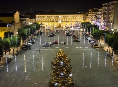 Parcheggi liberi in centro e nella citta' alta Sabato 22 e lunedi' 24 dicembre
