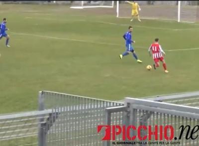 Monturano Campiglione-HR Maceratese 2-0: highlights e gol (VIDEO)