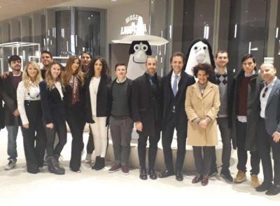 Il Gruppo Giovani Imprenditori di Confindustria Macerata in visita a Torino