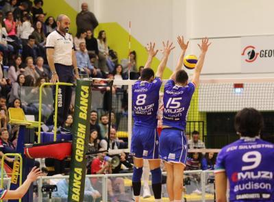 Volley, la GoldenPlast cade contro Lagonegro e dice addio agli spareggi promozione