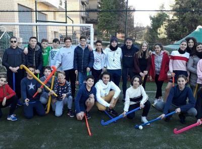 Cus Macerata, organizzato il 1° torneo di hockey su prato con le scuole della città