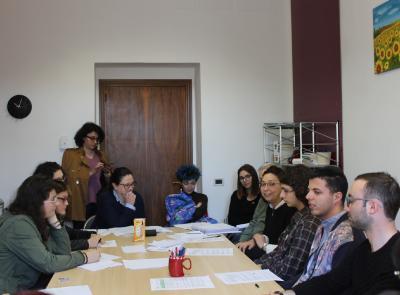 Macerata, Festa dell'Europa: prima riunione coi 20 giovani volontari che hanno risposto alla call del Comune