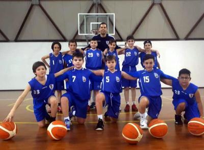 """Recanati, va a Latina il torneo esordienti di basket """"Città dei poeti"""""""