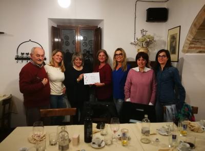 """Macerata, terminato con la consegna degli attestati il corso di dizione al Liceo """"Leopardi"""" (FOTO)"""