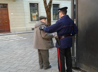 Accordo Poste/Carabinieri: pensioni a domicilio per gli over 75