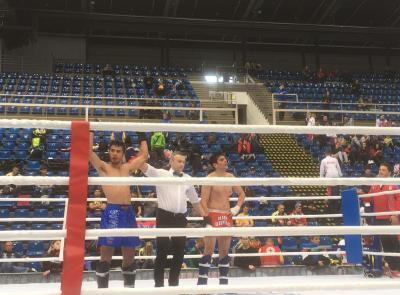 Kickboxing, Coppa del Mondo: il maceratese Simone Buratti bronzo a Budapest