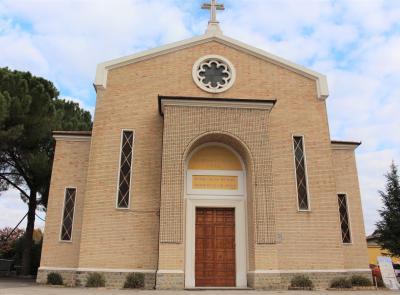 Domani la riapertura della parrocchia di Chiesanuova di Treia: il programma delle celebrazioni (FOTO)