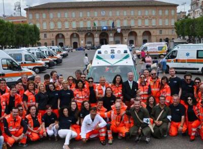 Croce Verde Civitanova, nuova composizione del Consiglio di Amministrazioni e dei responsabili di settore