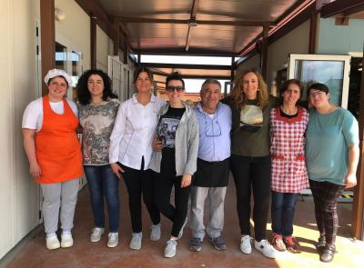 """La Pantana in visita nelle aree terremotate: """"Il 26 giugno, a Muccia, inaugurazione della nuova scuola"""""""