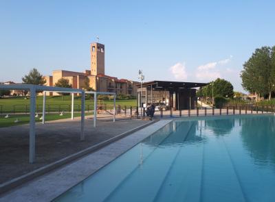 Morrovalle, al Parco Pegaso apre Sea.Son, nuova gestione della piscina con Omar Rossi al timone