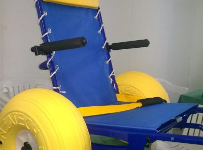 """""""Abbattere le barriere al mare si può"""", Civitanova dotata delle sedie Job: dove trovarle"""