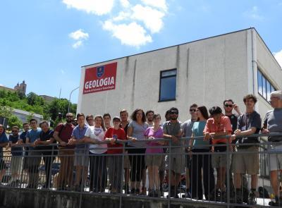 "Dagli USA ad Unicam per il ""Geology Field Camp"""