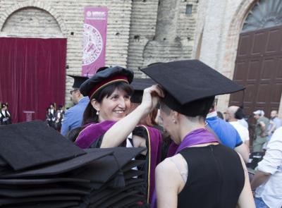 Tra le migliori in Italia le lauree UniMC del Dipartimento di Scienze della formazione, beni culturali e turismo