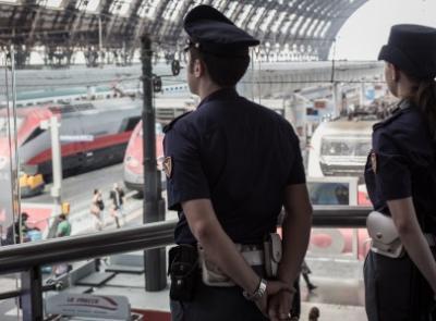 1064 persone controllate, 5 indagate: i numeri di Ferragosto della Polizia Ferroviaria