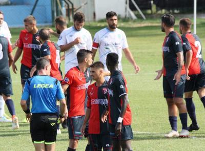 Finale amaro per la Sangiustese: contro Pineto termina 2-1