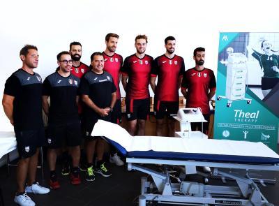 Pallavolo, Mectronic scende in campo con i Campioni d'Italia e d'Europa della Lube Volley