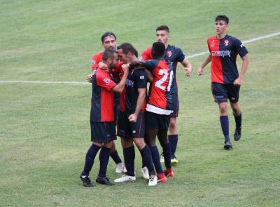 Allo scadere dei '90 minuti la Sangiustese trova il pari contro il Porto Sant'Elpidio