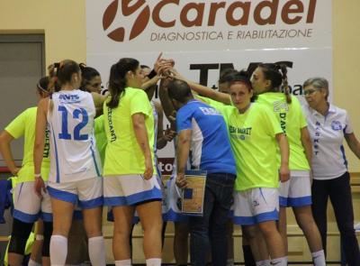 Feba Civitanova alla ricerca della prima vittoria: domenica arriva il Nico Basket