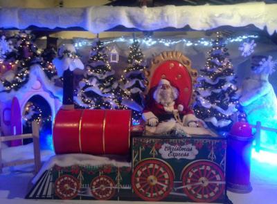 Tolentino, ritorna il Castello incantato di Babbo Natale