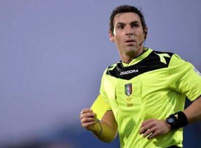 Sacchi parte dal San Paolo: all'esordio stagionale in serie A dirigerà Napoli-Genoa