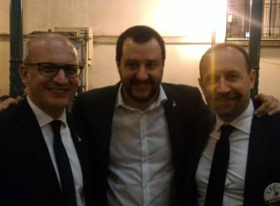 La Lega scende in piazza contro la riforma del Mes: oltre 100 gazebo nelle Marche