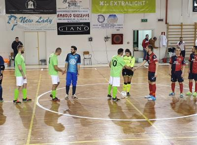 Calcio a 5 - il Bayer Cappuccini non si ferma, battuto il Futsal Sangiustese: è fuga in vetta