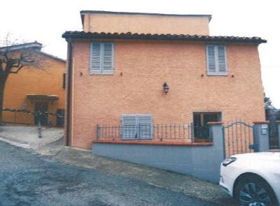 San Severino, post-sisma: torna agibile un'abitazione in località Gagliannuovo