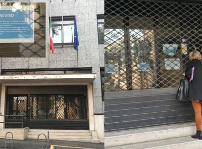 Coronavirus, nelle Marche chiusi gli uffici Inps fino a data da destinarsi: cittadini sorpresi