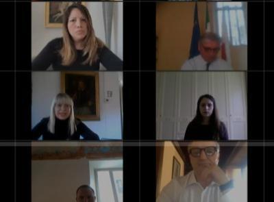 San Severino, Consiglio comunale in streaming: minuto di silenzio per le vittime del Coronavirus