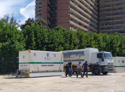"""Porto Recanati, contagi all'Hotel House. Il sindaco: """"Effettuati 996 test, sono 20 i positivi di cui 2 già guariti"""""""